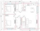 Продается дом по адресу: село Капитанщино, общей площадью 91,5 м . - Фото 2