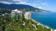 В Ялте квартира-пентхаус с видом на море и горы продается - Фото 3