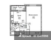 Продаю1комнатнуюквартиру, Нижний Новгород, м. Парк культуры, .