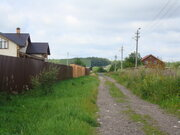 Участок в деревне Сенино, Чеховский район, ИЖС - Фото 4