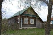 Крепкий бревенчатый дом - Фото 1
