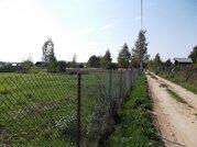 10 соток в Чубарово, прописка, лес, родник - Фото 1