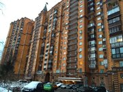 2-х двухкомнатная квартира Москва, Тепличный пер 4 (ном. объекта: .
