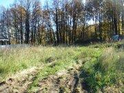 Участок на берегу реки в с.Боршева Раменского района - Фото 3