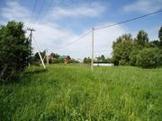 В деревне рядом с Волоколамском участок 20 соток. рядом еще такой же. - Фото 3