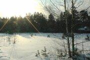 Уч. Мележи земля на краю деревни газ перед участком с сосновым лесом - Фото 2
