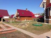 Коттедж 217 кв.м, в 50 метрах от р.Волга, баня, участок 14 сот, газ, пляж - Фото 4