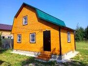 Дом 80 кв м на участке 7 сот. в СНТ, Можайское ш, 48 км от МКАД - Фото 1