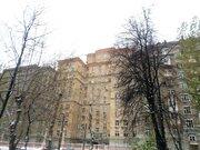 Просторная квартира в сталинском доме. - Фото 1