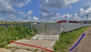 Пром. участок 80 сот со свидетельством в 24 км по Калужскому шоссе - Фото 4