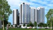 Купить видовую двухкомнатную квартиру 60 кв.м. в Новороссийске - Фото 1