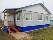 Новый рубленый дом с хорошим ремонтом и всеми удобствами в с. Истобное - Фото 1