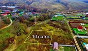 Продается участок 10 соток в деревне Шеверняево - Фото 1