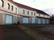Производственно-складской комплекс 1700 кв.м.