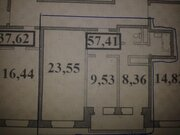 Продам 2-х комнатную в новостройке ЖК Пустовский г.Щелково