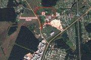Участок 24,42 га для жилищного строительства, граница г Чехов
