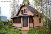 Дом на участке 10 соток в СНТ Экономика-2 - Фото 1