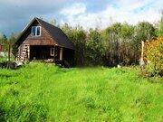 Участок 10 соток с баней в районе Зеленой рощи. 33 от МКАД - Фото 1