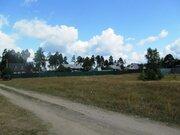 13 сот ИЖС д.Мележи - 70 км Щёлковское шоссе - Фото 2