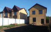 Новый кирпичный дом, два этажа - Фото 1