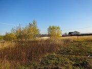 Земельный участок 6 соток в Серпуховском районе д. Бутурлино - Фото 4