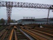 Сдается ! Открытая площадка 3000 кв. м Кран 10 т, бетон.