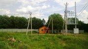 Земельный участок в Рождествено, Шаховской район. - Фото 5