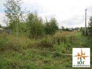Земельный участок 8 соток в д.Михеево, г.Домодедово, мкр.Белые Столбы - Фото 1