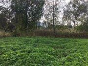 Участок 12 соток, ИЖС на землях населенных пунктов в д. Михайловское - Фото 2