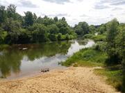 Земельные участки под ИЖС на берегу реки