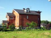 Продается кирпичный дом 586кв.м. в пос.Отябрьский уч. 26 соток ИЖС - Фото 2