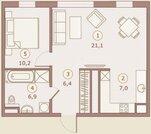 8 792 337 руб., Продажа квартиры, Купить квартиру Юрмала, Латвия по недорогой цене, ID объекта - 313137193 - Фото 5