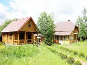 Капитальный дом 120 кв.м, супер баня, 12 сот. Звенигород. 40 км. МКАД - Фото 1