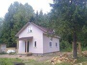 Новая дача в лесу - Фото 1