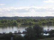 Живописный участок на берегу реки Ока д. Лужки, Симферопольское шоссе - Фото 5