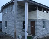 Кирпичный дом, 140 кв.м, участок 6 соток в д. Строкино. 30 км от МКАД - Фото 1