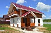 Загородный дом на 11 сотках со всеми удобствами. г.Боровск. 85 км от М - Фото 1