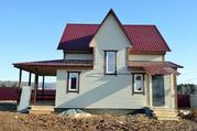 Новый дом 130 кв.м с магистральным газом. 75 км от МКАД. - Фото 3