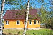 Дом из бруса на 18 сотках свой выход В лес + гостевой дом - Фото 1