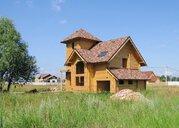 Дом из оцилиндрованного бревна 150м, Раменское, д.Бояркино, - Марково - Фото 1