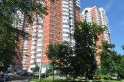 Москва, ЗАО 3-комн. квартира в современном доме в спальном районе - Фото 1