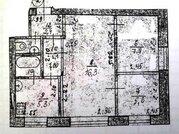 Трехкомнатная квартира 43 кв.м в Городце, Купить квартиру в Городце по недорогой цене, ID объекта - 310221276 - Фото 1