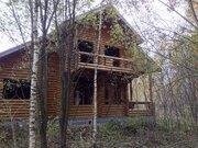 Купить дом из бревна на 35 сотках - Фото 1