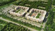 Продажа 3-х комнатной квартиры в новом малоэтажном ЖК комфорт-класса - Фото 1
