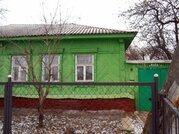 Бревенчатый дом на улице Узловая