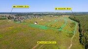 Земельный участок 10 соток, ИЖС, в д. Карцово - Фото 5