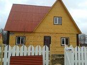 2х, зт, дом 110 м2 на участке 6,5 соток ПМЖ 45 км от МКАД по Новоряз - Фото 1