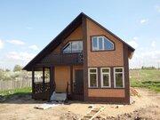 Дом 140 м2,17 соток, Прописка, Лес, Озеро - Фото 1