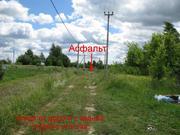 Участок ИЖС 9 соток в д.Семеновское недалеко от Коломны - Фото 1