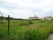 18,5 соток под ИЖС рядом с городом в дер. Бережки, Егорьевский район. - Фото 4